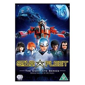 Star Fleet X Bomber: The Complete Series NEW & SEALED DVD (4 Disks) (Starfleet)