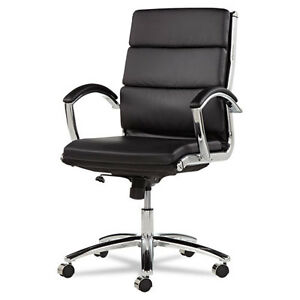 Padded Conference Room Chairs On Wheels With Arms