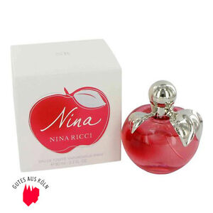 Nina Ricci Nina 80 ml EDT  Spray 80ml neu  & OVP / Folie