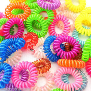 10pcs-Candy-Color-Small-Plastic-Flexible-Hair-Accessory-Rings-LDY-HAS-H