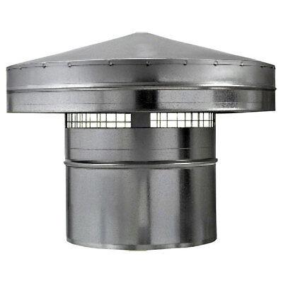 Regenhaube Kaminhaube Regenschutz Ø150mm (80029)