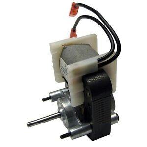 fan motor uppco 120v 50 60hz 3 16 x 1 65a for delfield