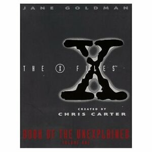 X-FILES-FBI-SCULLY-MULDER-UFO-ALIENS-SCI-FI-AREA-51-BOOK-OF-THE-UNEXPLAINED-1