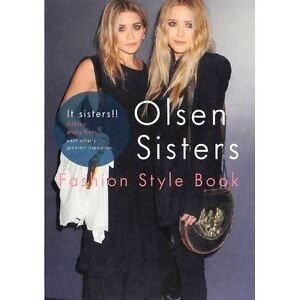 all about olsen sisters fashion style book over 600 rare photos new mint ebay