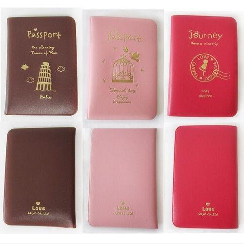 Designer Passport HolderDesigner Passport Holder