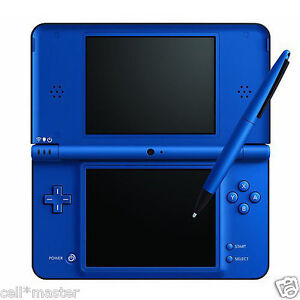Nintendo DSi XL Bundle Midnight Blue Brand New Sealed !