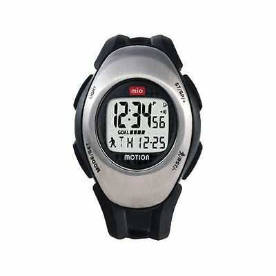 Mio Motion Fit Petite Ekg-accurate Strapless Heart Rate Pedometer Watch