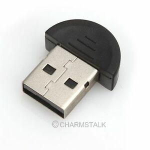 mini usb 2 0 adaptateur bluetooth cl dongle pour pc laptop v2 0 ebay. Black Bedroom Furniture Sets. Home Design Ideas