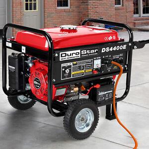10000 Watt Portable Generator   eBay