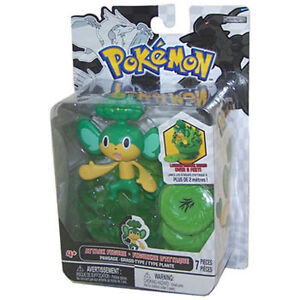 Pokemon-ATTACK-Figure-Black-White-Series-2-PANSAGE-New