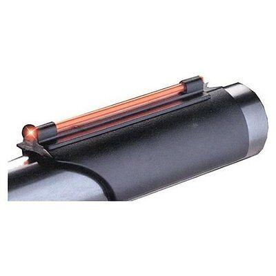 Mossberg Remington 12ga / 20ga Red Shotgun Fiber Optic Front Universal Sight