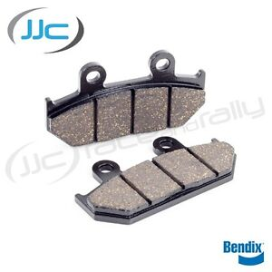 Bendix MRR Motorcycle Front Brake Pads For Yamaha 2000 YZF-R6 MRR134