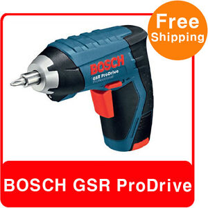 Bosch-GSR-ProDrive-Professional-Cordless-Electric-Screwdriver-Free-Shipping