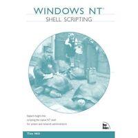 Livre Informatique - Windows NT Shell Scripting