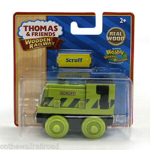 SCRUFF-NEW-IN-BOX-Thomas-Tank-Engine-Wooden-Railway