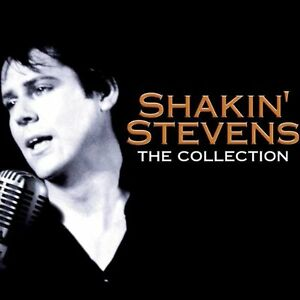 SHAKIN' STEVENS ( NEW CD ) THE COLLECTION VERY BEST OF / GREATEST HITS - SHAKIN