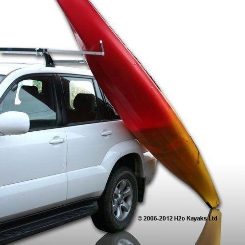 Ruk Sliding Kayak Roof Rack Load Assister Uy-kr005