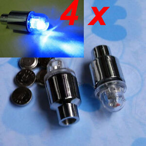 4-x-Blue-LED-Neon-Light-Car-Wheel-Bike-Valve-Tyre-Cap