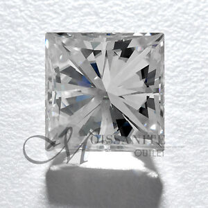 All-Sizes-of-Square-Brilliant-Moissanite-Loose-Gemstones-Charles-And-Colvard