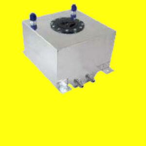 10 Gallon Aluminum Fuel Cell 17