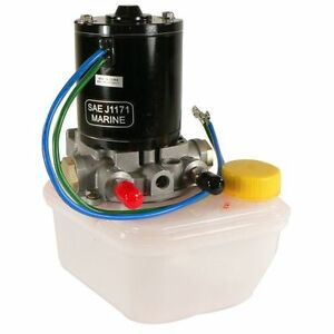 POWER-POLE-SPORTSMAN-ANCHOR-TILT-TRIM-MOTOR-PUMP-RESERVOIR-4-6789-PUMP-SPN-F