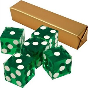 craps dice set