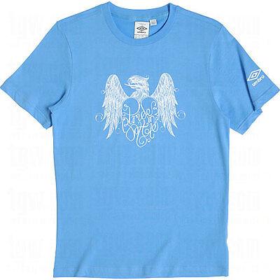 Umbro Manchester City Pride 2012 Core Soccer Shirt Brand - Sky Blue