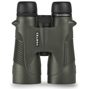 Vortex Diamondback Binoculars 10 x 50 Roof Prism Waterproof Fogproof Optics