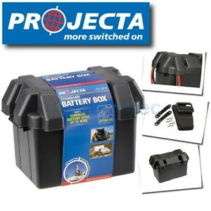 PROJECTA-LARGE-BATTERY-BOX-BB330-12V-130AH-4X4-AGM-DEEP-CYCLE-DUAL-SYSTEM-MARINE
