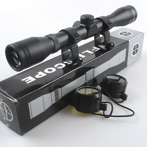 4X32 tactical air rifle optics sniper scope reviews sight  hunting scopes