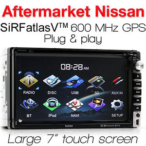 Nissan-Car-DVD-Player-GPS-Navara-Patrol-X-TRAIL-Stereo-Head-Unit-Radio-D40-D22