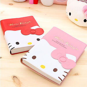 2013-Hello-Kitty-Schedule-Planner-HelloKitty-Face-Pocket-Diary-Book-For-Any-Year