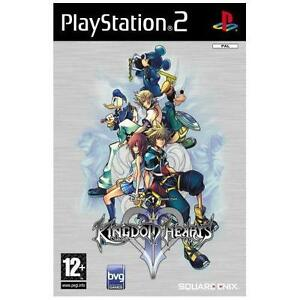 Kingdom Hearts II 2  'New & Sealed' *PS2*