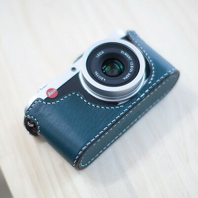 Кейсы, сумки JnK. half-case for Leica