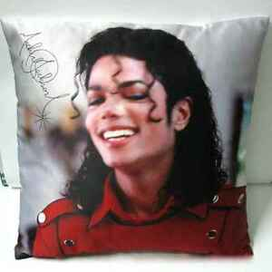 Michael-Jackson-Smile-Angle-Style-Cushion-Pillow-Cover-Case-NO-85