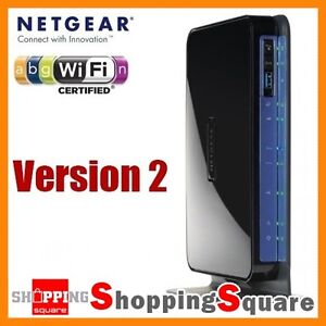 Netgear DGND3700 N600 Wireless Dual Band ADSL2+ Modem Router Gigabit LAN ADSL