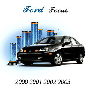 ford focus 2000 2001 2002 2003 2004 2005 2006 2007. Black Bedroom Furniture Sets. Home Design Ideas