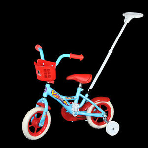 Brand-New-10-Inch-25cm-Kids-Bike-Bicycle-with-Push-Bar