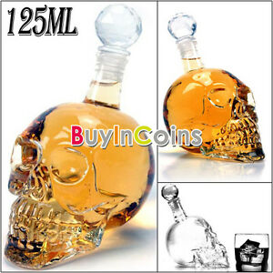 verre a whisky skull
