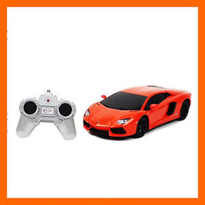 Official 1:24 RC Remote Control Lamborghini Aventador LP-700 RC RTR Car 46300