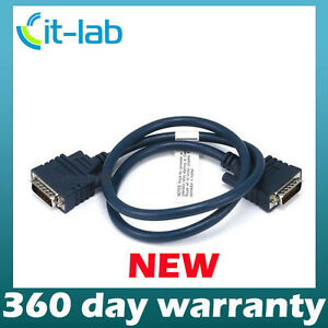Cisco DB60 to DB60 Serial Crossover Cable DTE/DCE DCE/DTE WIC-1T NM-4/AS NM-4T