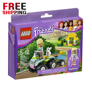 [LEGO] Friends 3935 Stephanie's Pet Patrol 100% Genuine (Free Shipping)