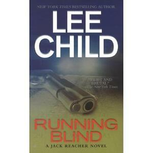 NEW Running Blind - Child, Lee                               9780515143508