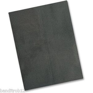 Cut Your Own Motorcycle Tank Pad Protection Sheet - Carbon Look