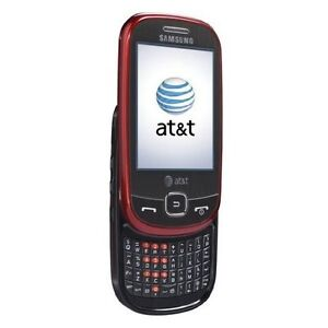 New-Unlocked-Samsung-SGH-A797-Flight-Qwerty-Touch-Screen-Red-GSM-Cellular-Phone