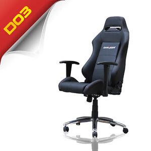 dxracer racing bucket seat office chair gaming chair