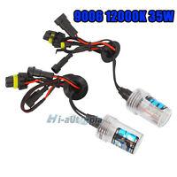 2Pcs Car Xenon HID 9006 12000K 35W Head Light Bulb Lamp
