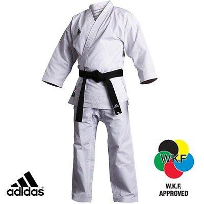 Adidas Karate Gi  Wkf Approved Kumite Martial Arts Gi