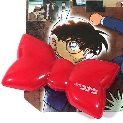 Anime Detective Conan special Bow Tie Voice Changer Free Battery Cord Cosplay