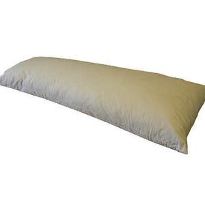 Luxury-Easycare-200tc-Percale-Polycotton-Bolster-Pillowcase